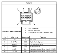 chevrolet stereo wiring diagram chevrolet wiring diagrams online
