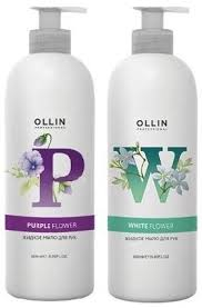 <b>Ollin Жидкое мыло</b> для рук