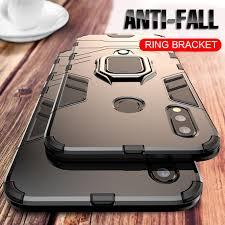 Luxury Armor <b>Ring Case For</b> Huawei P20 Pro P20 Phone <b>Case</b> ...