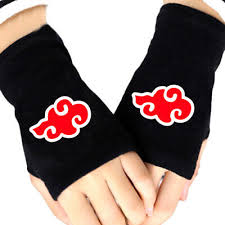 fashion gloves anime naruto