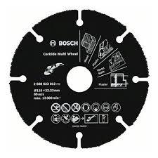 Круг отрезной Bosch 2608623012, по дереву, <b>115 х 1</b>,0 х <b>22</b>,23 мм ...