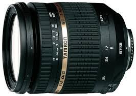 <b>Объектив Tamron SP AF</b> 17-50mm f/2.8 XR Di II LD VC Aspherical ...