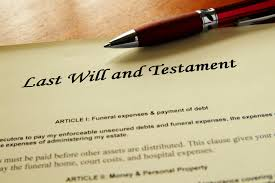 wills archives stone arch law office pllc closeup of a last will and testament document