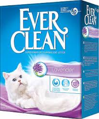 <b>Ever Clean Lavender наполнитель</b> бентонит лаванда