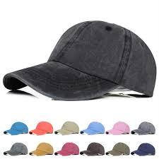2019 Adult Ponytail Hat <b>Half Empty</b> Top Baseball Cap <b>Women Men</b> ...
