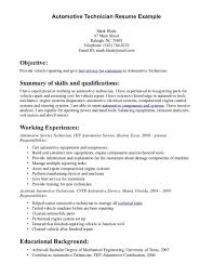automotive resume template resume templat automotive resume automotive technician resume examples automotive technician resume examples