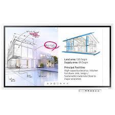 "<b>Samsung Flip</b> 2 <b>WM55R</b> 55"" 4K UHD Interactive InGlass Smart ..."
