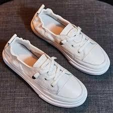2019 <b>Spring</b> Autumn Classic <b>Female</b> White Sneakers <b>Women</b> ...