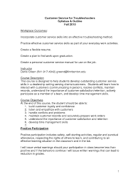 objective for resume for customer service customer service objectives for resumes resume template objective
