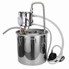 <b>10L Alcohol</b> Whisky Water Distiller Wine Making Device <b>Kit</b> Water ...