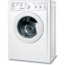Отдельно стоящая <b>стиральная машина Indesit IWSC</b> 6105 (CIS ...