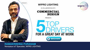 Wipro Lighting Webinar <b>Series</b>: <b>Top</b> 5 <b>Drivers</b> of for a Great Day at ...