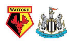 Image result for Watford v Newcastle logo