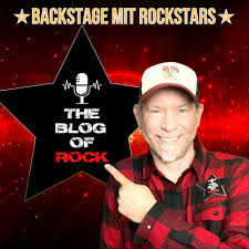 THE BLOG OF ROCK ⚡ Backstage mit den Rockstars (Das Hardrock & Heavy Metal Podcast Musik Magazin: Interviews / Reviews / Live / Musiklegenden)