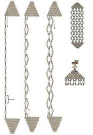Жемчужно-золотой <b>браслет</b> | <b>Seed bead</b> tutorial, Beaded jewelry ...