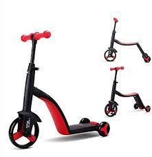 Buy Sisliya 2 in 1 <b>Kids Child</b> Scooter Balance Car <b>Children's</b> ...
