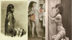 <b>Vintage</b> Postcards That Capture <b>Women's</b> Beauty From 100 Years Ago