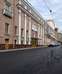 Московский музыкальный театр имени К. С. Станиславского и Вл ...