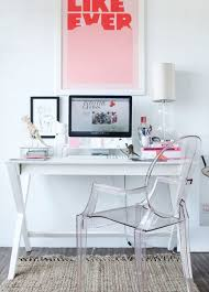 simple desk for home office beautiful white home office
