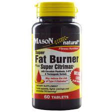Super <b>Fat Burner Plus Super</b> Citrimax, 60 Tablets   Shopee Philippines
