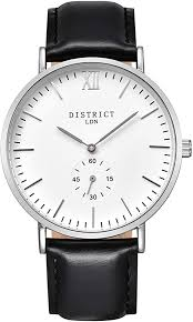 District <b>Business</b> Edition <b>Men's Watches</b> - Slim <b>Men's</b> Black ...