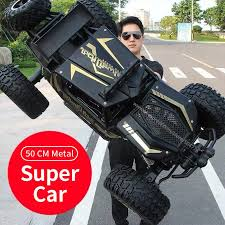 1/8 scale <b>rc</b> car 50cm big alloy climbing king off-road <b>remote control</b> ...