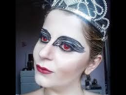 mice phan carnevale 2016 il cigno nero makeup tutorial the black swan makeup