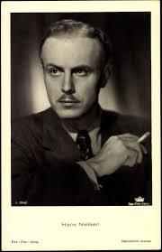 Ansichtskarte / Postkarte Schauspieler Hans Nielsen, Zigarette, A 3914 1 - 350017