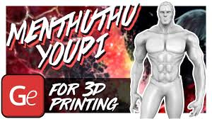 Menthuthuyoupi <b>Hunter x Hunter</b> 3D <b>Printing</b> Miniature | Assembly ...