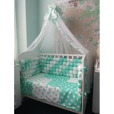 <b>Комплект в кроватку Селена</b> (Сдобина) 125 (7 предметов ...