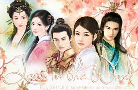 Image result for wuxia drama 2015