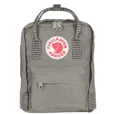 <b>Fjällräven</b> Kånken Mini (Fog-<b>Striped</b>), артикул: 23561.021-921 ...