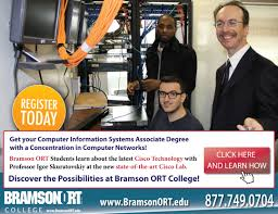 admissions events bramson ort college new york city cisco technology at bramson ort college