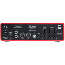 <b>Аудио интерфейс Focusrite Scarlett 18I8</b> купить в интернет ...