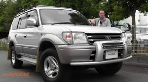 Toyota Land Cruiser Prado 1999 Toyota Land Cruiser Prado Sunroof 87k Klms For Sale Direct