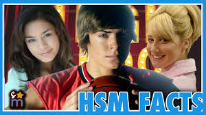 things you didn t know about the high school musical movies 31 things you didn t know about the high school musical movies