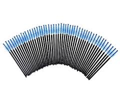 Generic blue head: <b>Hot Selling 100Pcs Disposable</b> Eyelash Brush ...