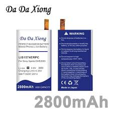 <b>Da Da Xiong</b> 2800mAh LIS1574ERPC <b>Li Ion</b> Phone Battery For ...