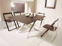 Fold Up Dining Room Tables Latest Folding Dining Table On Dining Room Design Ideas Chelnys