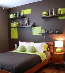 bedroom bright interior paint colors for teen boy bedrooms with decorative wall shelves fresh tattoo boy room furniture