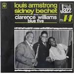 Bechet with the Clarence Williams Blue Five...