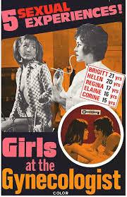 Teenage Sex Report (1970) Mädchen beim Frauenarzt