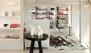 animal hide rug home office modern with office chair stacked books animal hide rugs home office
