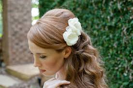Romantic wedding hairstyles 2014