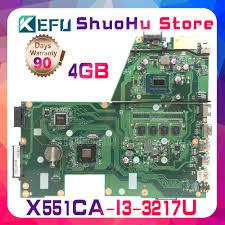 <b>KEFU</b> For R512CA ASUS F551C <b>X551C X551CA</b> X551CAP I3 ...