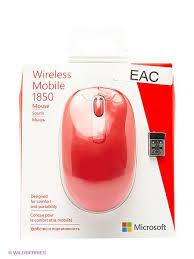 <b>Мышь Microsoft Mobile</b> Mouse 1850 USB Microsoft 2290065 в ...