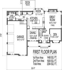 House Drawing Story Sq Ft House Designs and Floor Plans    Arts and Crafts Two Story Bath House Plans Sq Ft w  Basement Atlanta
