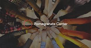 <b>Pomegranate</b> Center — Many Voices Into One