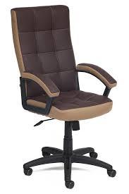 Купить <b>офисное кресло Tetchair TRENDY</b> (Brown/Bronze) в ...