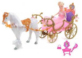 Кукла Girl's Club с <b>каретой</b> и <b>лошадью</b>, IT102731 — купить по ...